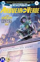 DC Renascimento: Arqueiro Verde #33