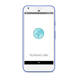 My Recent Jobs - Android Application ~ iDevelopStudio - Leading