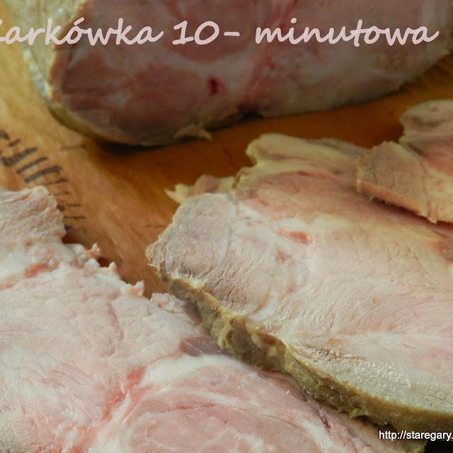 Karkówka 10- minutowa - domowa wędlina