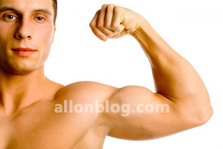 Cara Memperbesar Otot Bisep