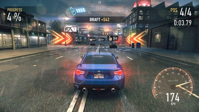 لعبة Need for Speed No Limits اخر اصدار كاملة للاندرويد