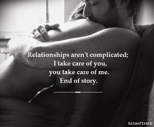 not ready for a relationship tumblr quote
