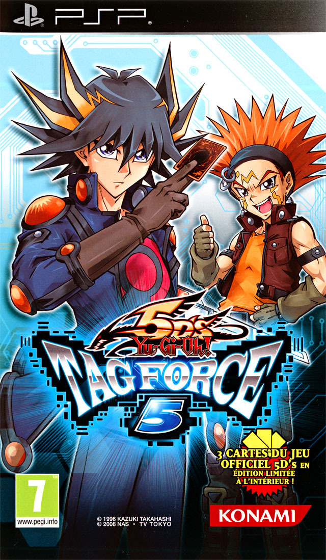 yugioh 5d's tag force 5 psp  pspgamiing free psp