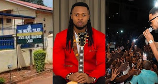 Enugu State Police Command reacts to the multiple rape allegations at Flavour's Concert