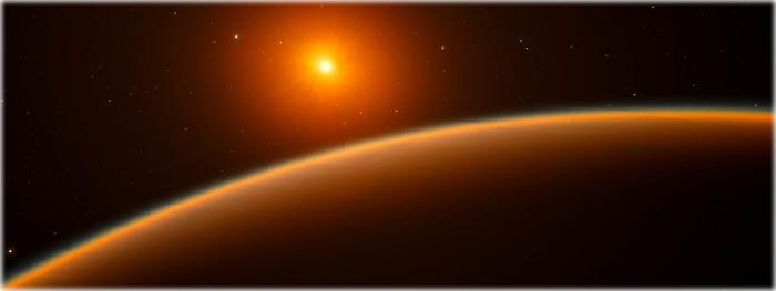 LHS 1140b - uma Super-Terra na zona habitável