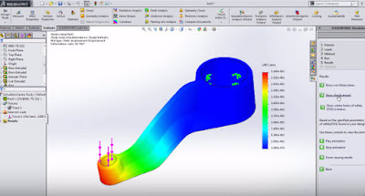 How to design a workpiece  Mechanical parts 3D Engineering Analysis