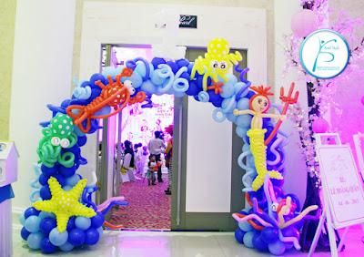cổng bóng sinh nhật