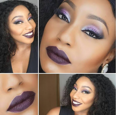 Rita Dominic's Beautifully