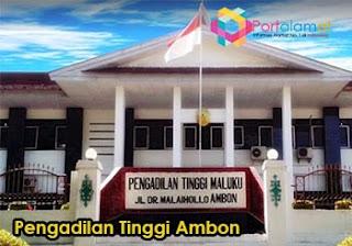 Pengadilan Tinggi Ambon