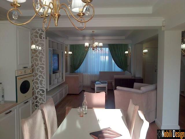 Design interior case vile clasice Tulcea | Firma amenajari interioare Tulcea > Nobili Interior Design.