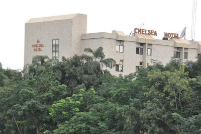 Alamieyeseigha's N2.8b hotel seized  by EFCC and handed over to Bayelsa Govt. rots away in Abuja