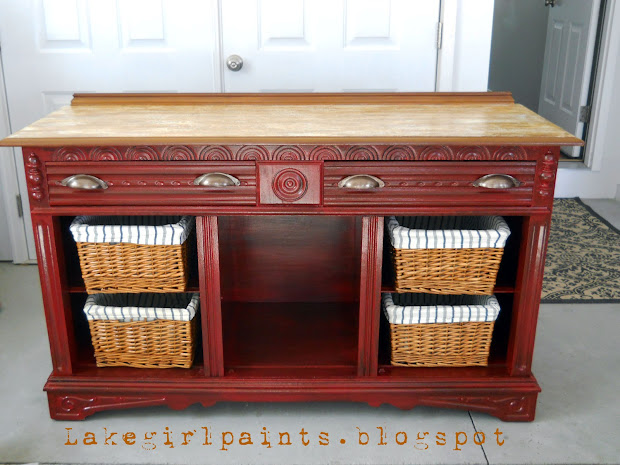 Lake Girl Paints Painted Furniture