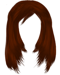 hair brown wig clipart dark clip format colors they graphics gothic library multiplied kawaii excellent figures doll gifs been cliparts