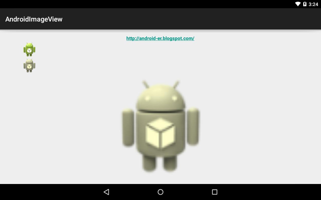 Android-er: Create Sepia bitmap using ColorMatrix