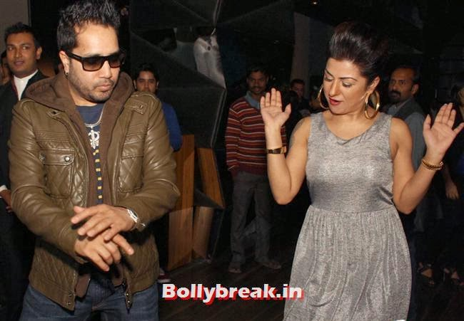 Mika Singha and Hard Kaur