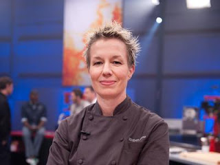 Next Iron Chef Elizabeth Faulkner
