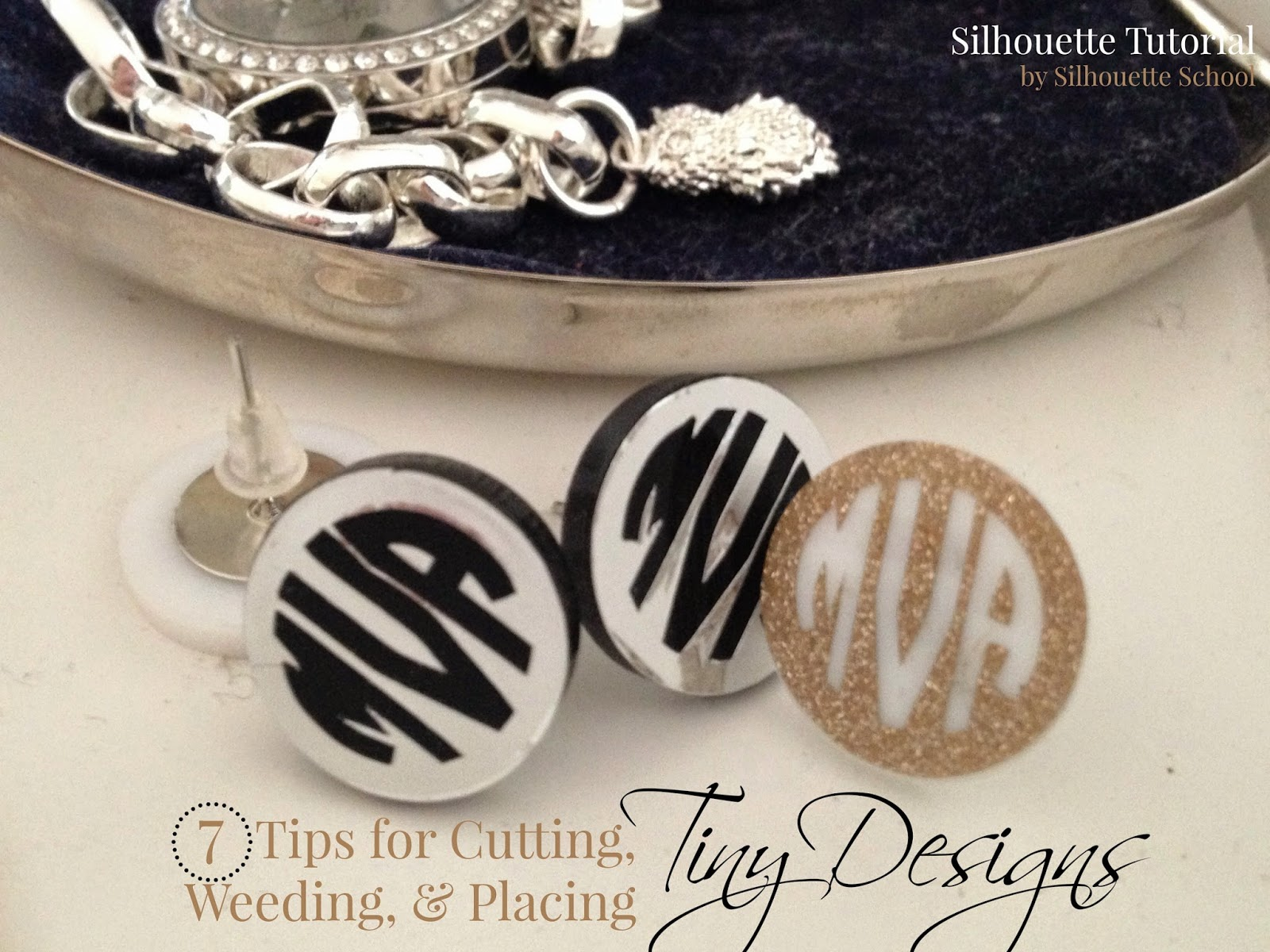 Silhouette designs, silhouette tip, cutting, weeding, silhouette 101, silhouette america blog