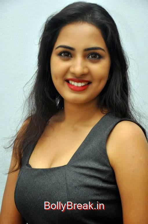 Tamil Actress Srushti Dange, Srushti Dange Hot Pics from Darling Tamil Movie Audio Launch