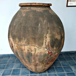 Urna Funerária Indígena, Museo del Pasado Cuyano, Mendoza