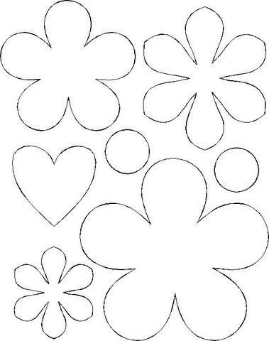 276efb4059a Dibujos para todo  Dibujos de flores
