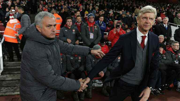 Manchester United vs Arsenal: Wenger speaks on rivalry with Mourinho, Ferguson