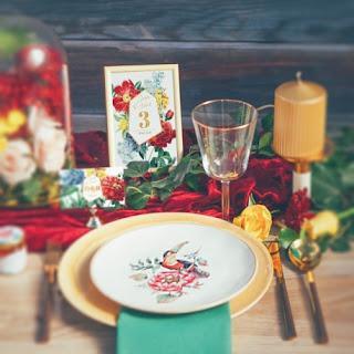 Barwna kolekcja dekoracji ślubnych Flora - hit na sezon 2019