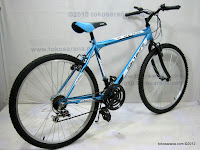26 Inch Genio Salzbury 18 Speed Shimano HardTail Mountain Bike