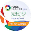 PASS Summit: First Timer Questions
