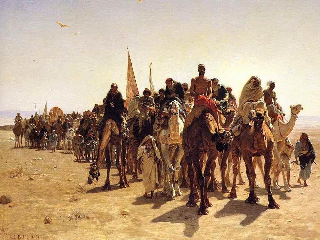 Continua a Saga de Abraão - Na África