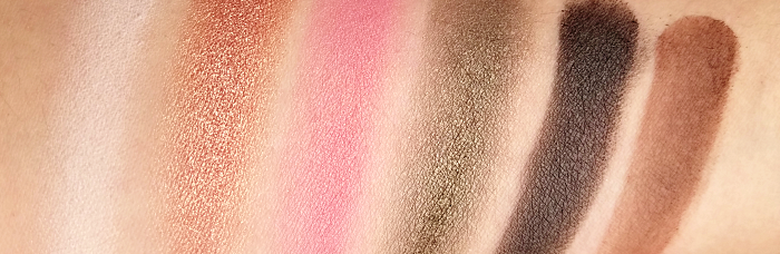 Review & Swatches 1: Too Faced - Sweet Peach Eyeshadow Palette - Madame Keke