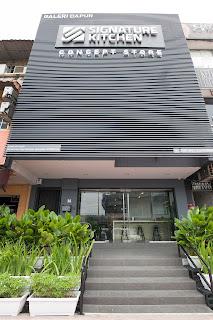 Meridian Interior Design at Signature Kitchen Subang