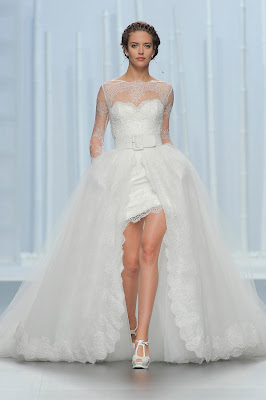 ideas de Vestidos de Novia Civil