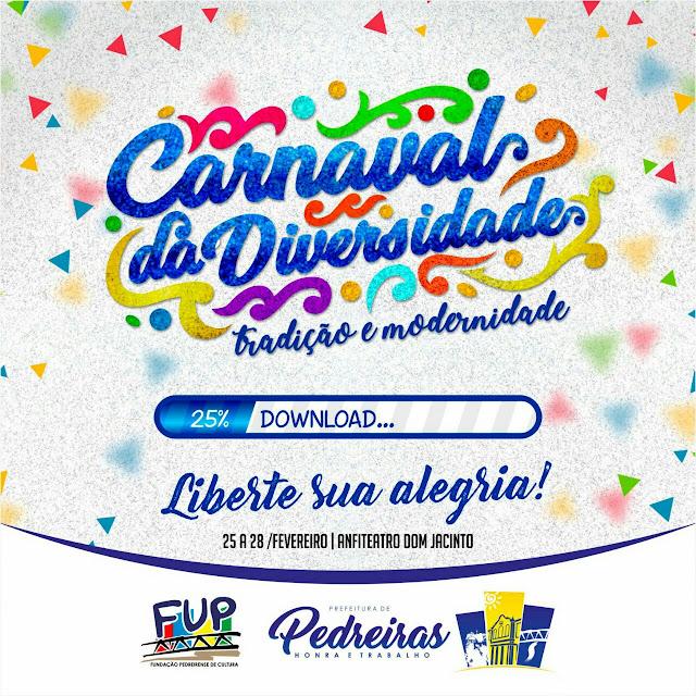 PROGRAMACAO - Carnaval em Pedreiras-MA