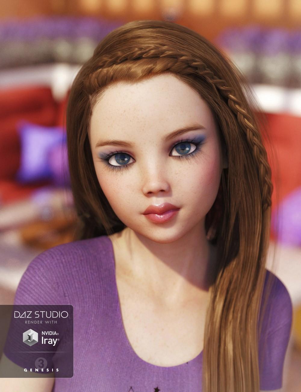 Download DAZ Studio 3 for FREE!: DAZ 3D - DA Sassy Poses