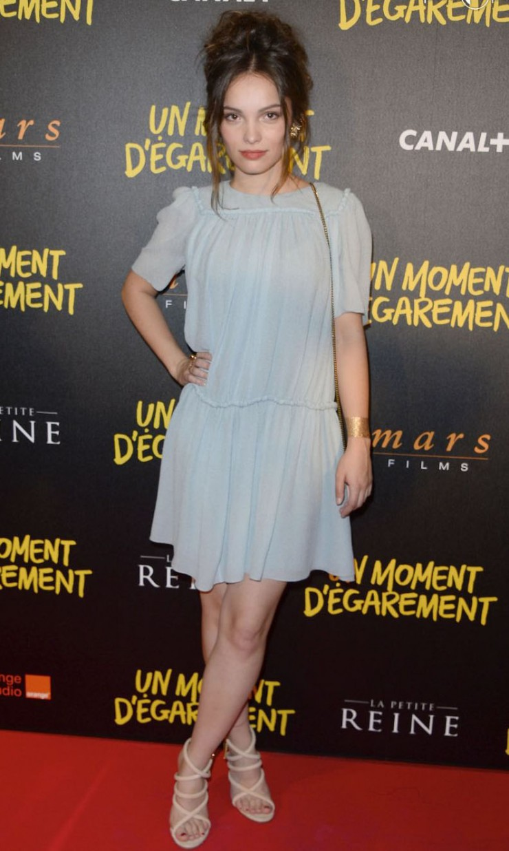 HQ Photos & Wallpapers of French Actress Lola Le Lann