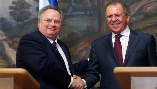Τη συνεργασία Ελλάδας-Ρωσίας στη Συρία κατά του ISIL ανακοίνωσε το ΥΠΕΞ!