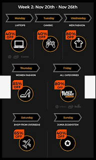 Week Two Of Jumia Black Friday Festival 2017 Is Here