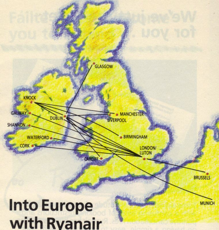 Airline memorabilia agosto 2011 route map close up gumiabroncs Image collections
