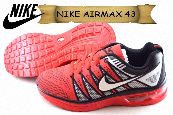 toko sepatu NIKE AIRMAX 43 GRADE ORI DOFF Warna merah hitam jakarta - Lia  Shop Online 15c9c97a0e