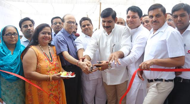 Free Health Check Camp in Faridabad in memory of Rajan Nanda
