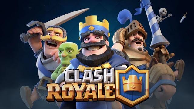 تحميل لعبة كلاش رويال  Clash Royale الجديدة