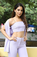 Tanya Hope in Crop top and Trousers Beautiful Pics at her Interview 13 7 2017 ~  Exclusive Celebrities Galleries 093.JPG