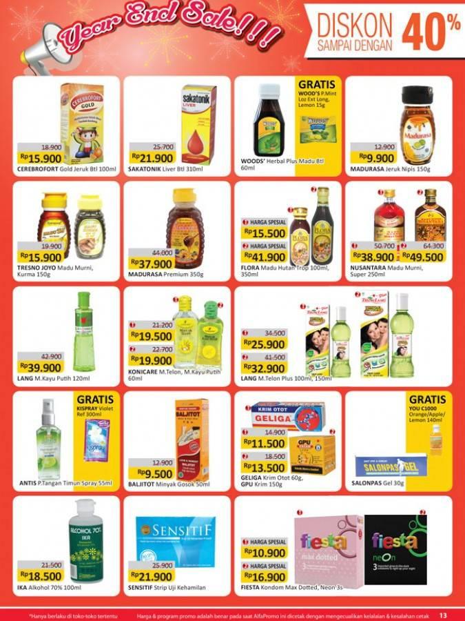 Katalog Promo Alfamart 1 - 15 Juni 2017