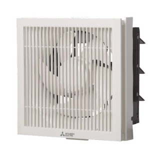 Exhaust fan dinding