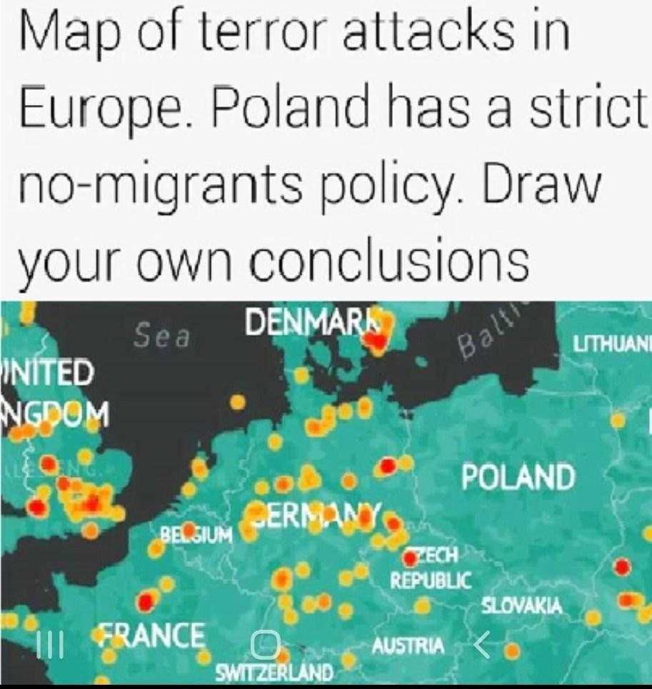 Bob's Blog: Terror attacks in Europe