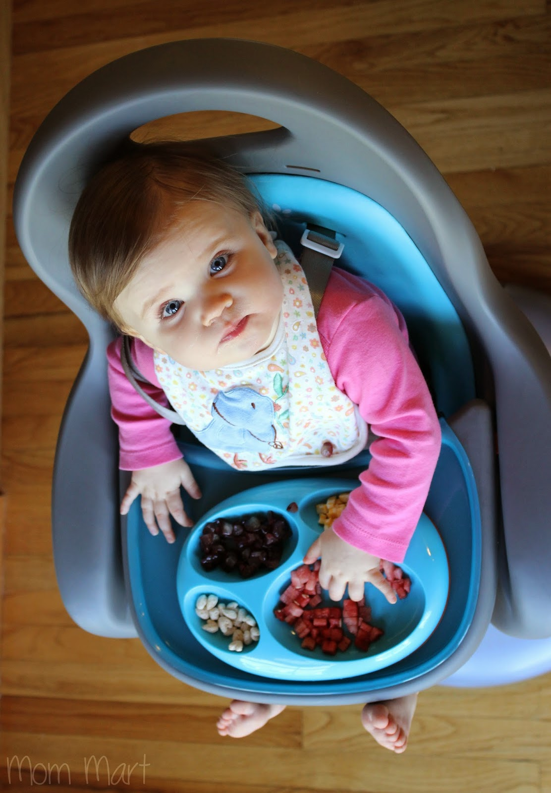 Mom Mart My 5 Tips For Transitioning To Table Food With Boon