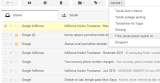 Cara Ampuh Memblokir Email Yang Masuk Ke Gmail