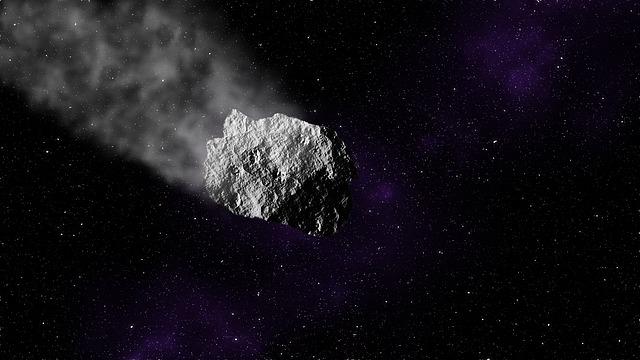 Un asteroide que venía de otra galaxia acaba de cruzar el Sistema Solar