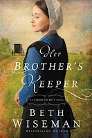 BookReview Her Brother's Keeper by Beth Wiseman