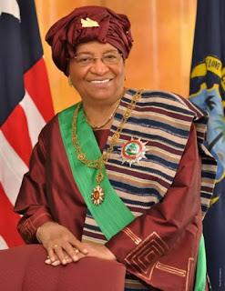 Presiden Liberia: Ellen Johnson Sirleaf